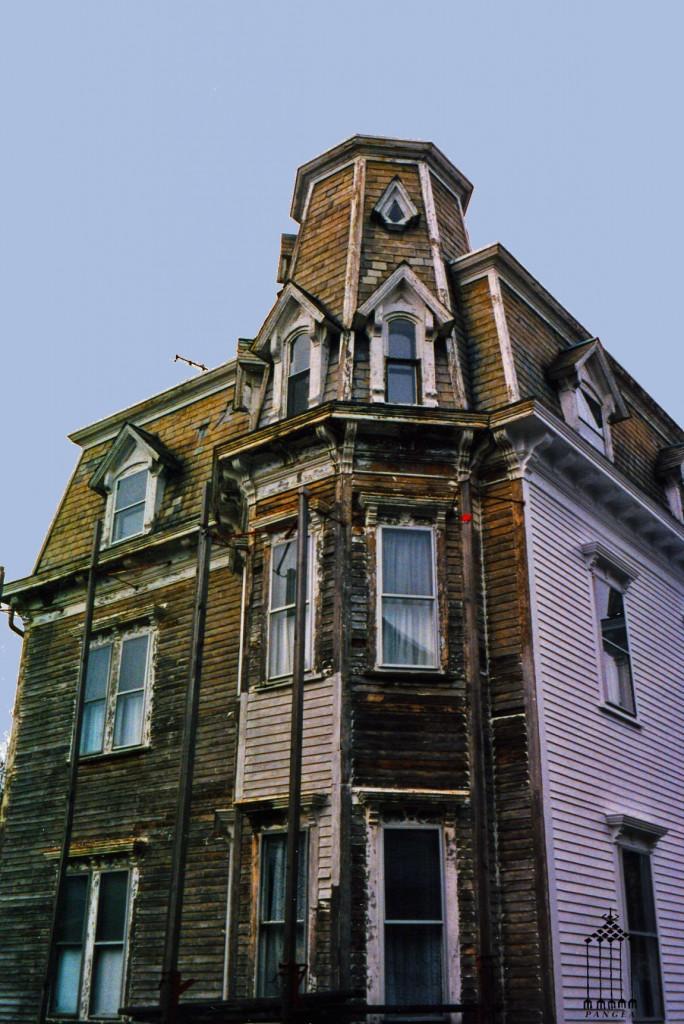 Abitazione stile ''mansardic'' ( Newport R.I.)