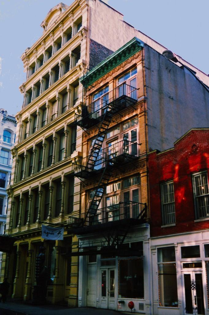 Case a schiera (New York)