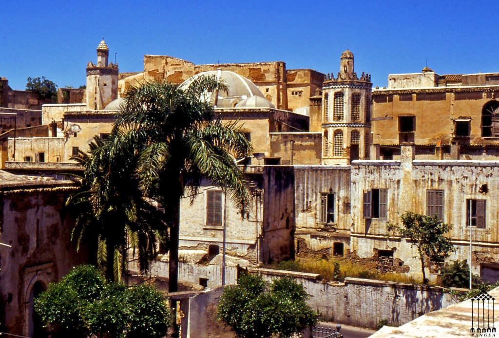 La cittadella di Algeri (Algeria)