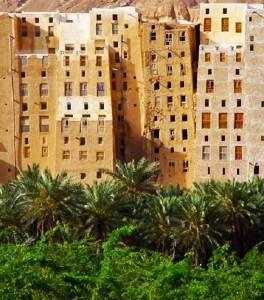 Grattacieli di Shibam