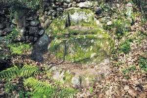 Curiceta - The holy altar