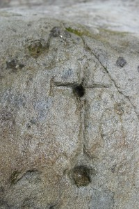Petroglyph - Cross bet