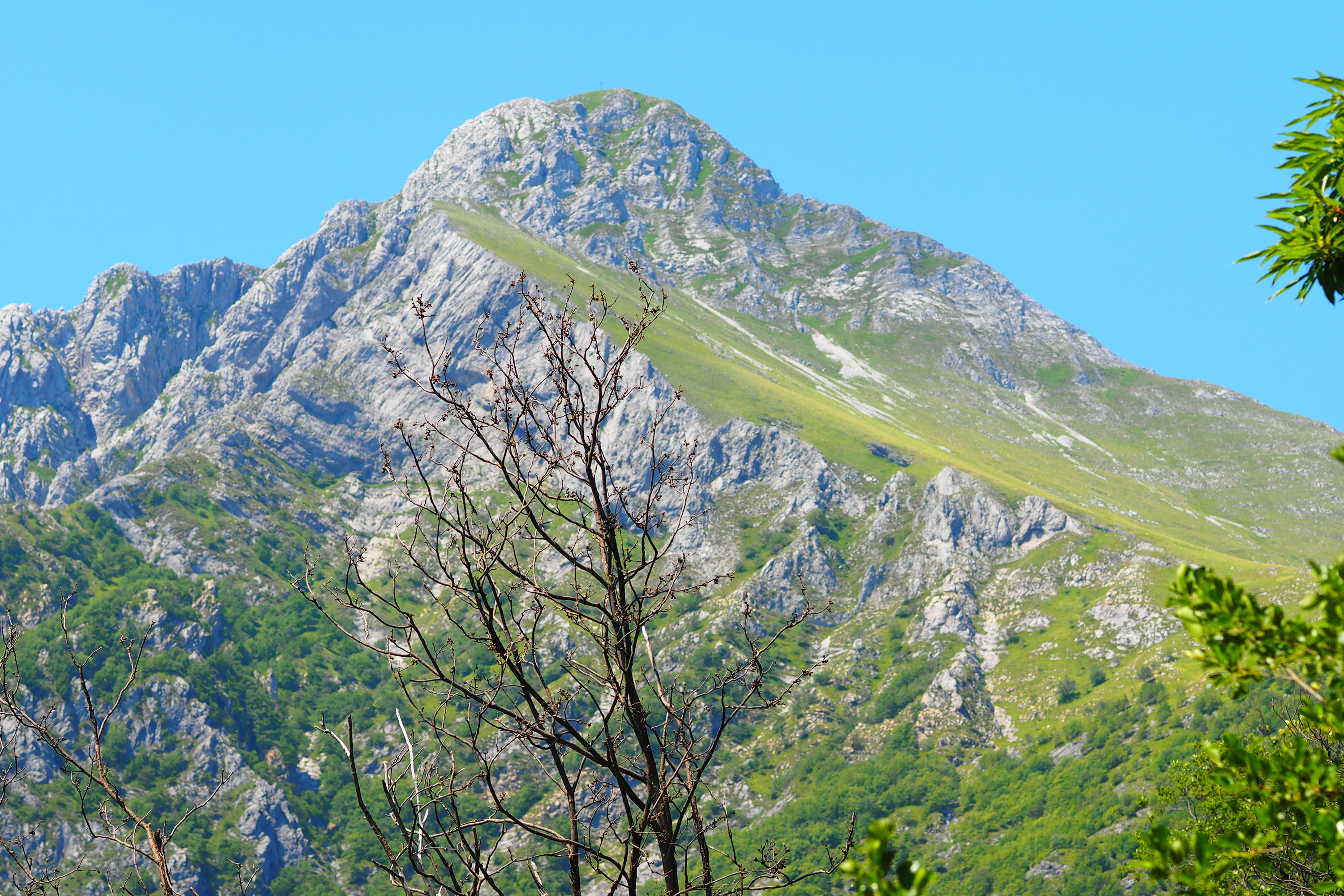 Apuan Alps - Pania of the Cross