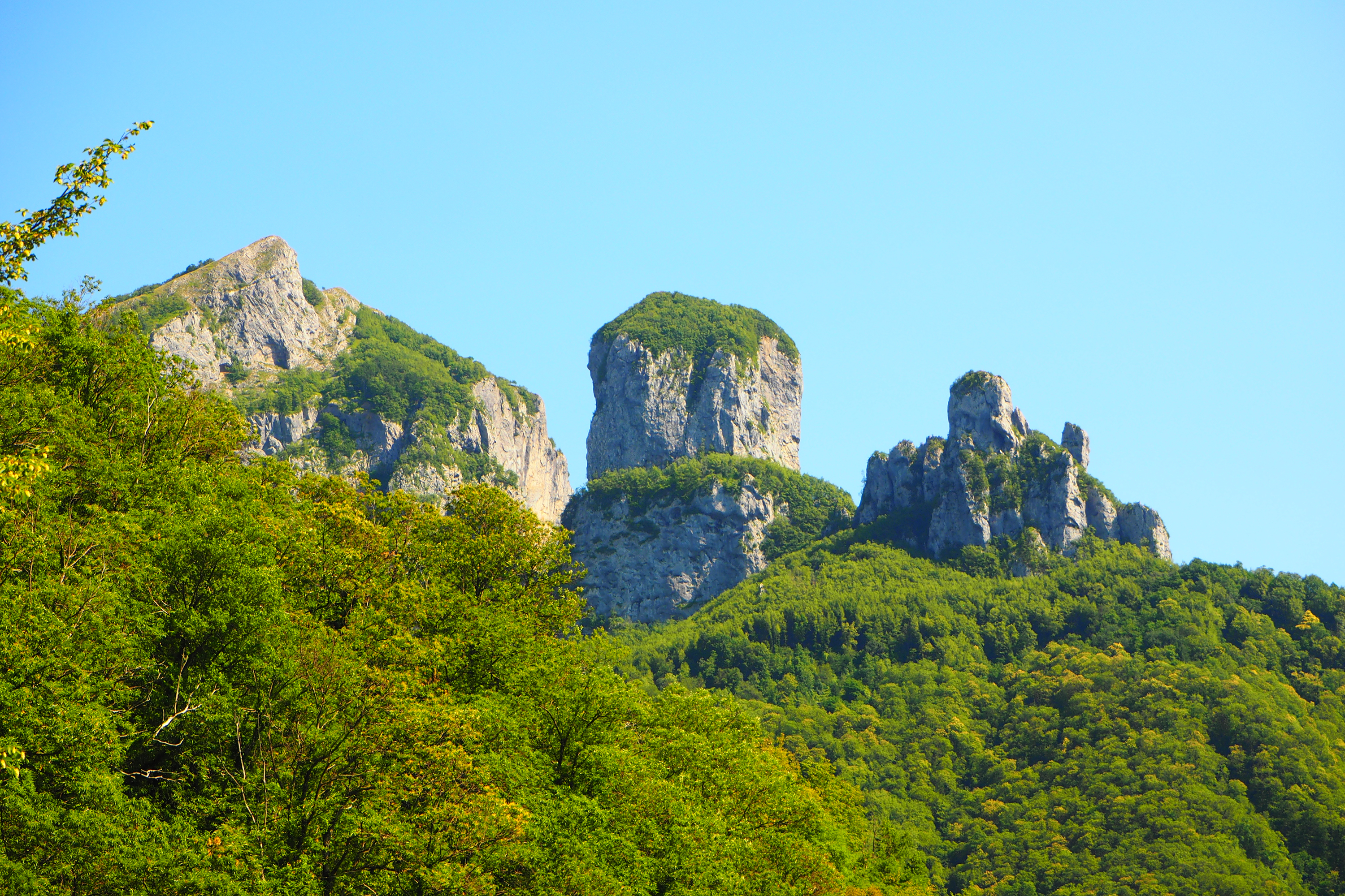 Apuan Alps - Group of Mount Nona, Procinto, I Bimbi