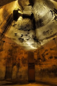 Siracusa (Sicily)  Big underground cistern